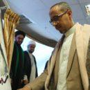 سیدصادق الشرفی - نماینده جنبش انصارالله یمن