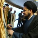 حجتالاسلام والمسلمین سیدعباس موسوی - نماینده دبیرکل مقاومت اسلامی نُجَباء در ایران