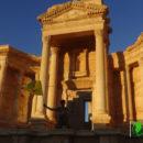 مستند روی خط آتش- قلعه پالمیرا